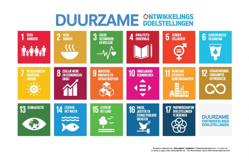 mooi SDGs